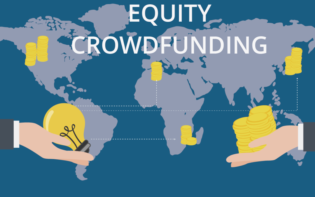 Overview of the Crowdfunding around the world.