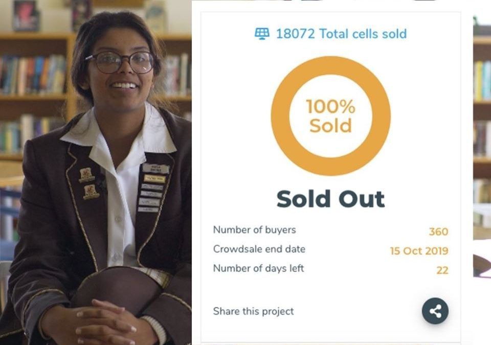 Giving back to community- Wynberg schools go solar