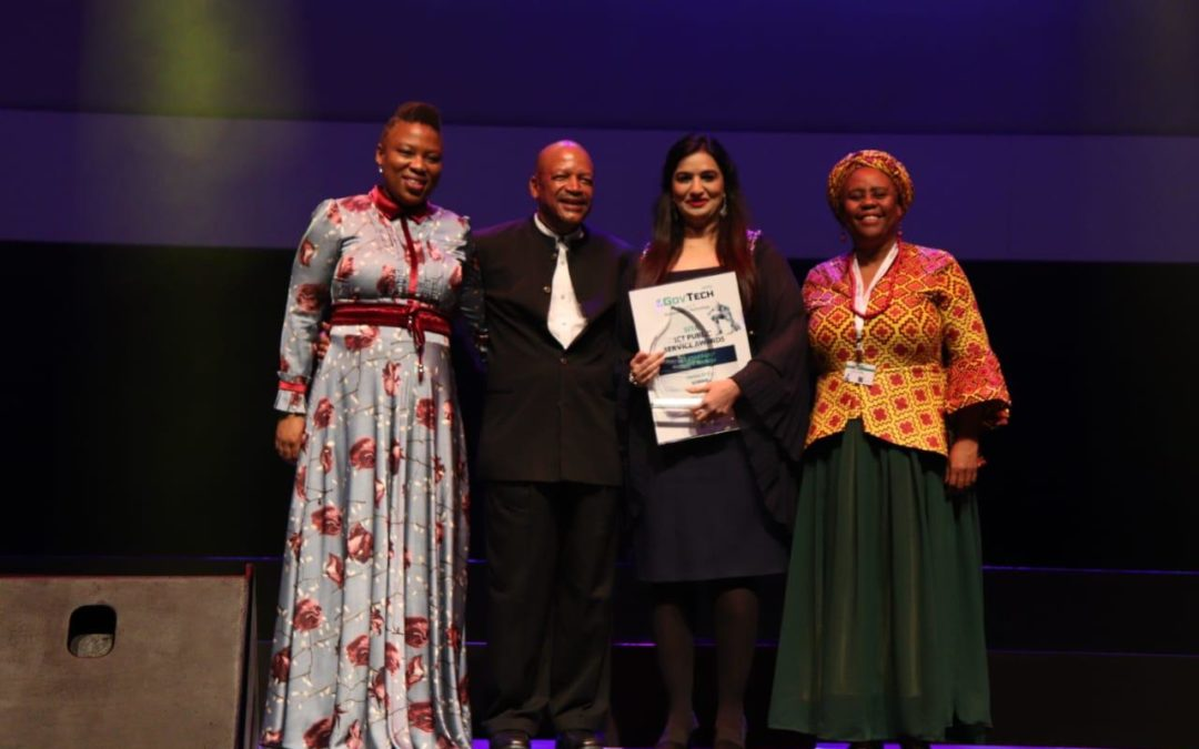 Another award caps Uprise Africa's year of great success!